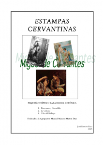 Estampas cervantinas